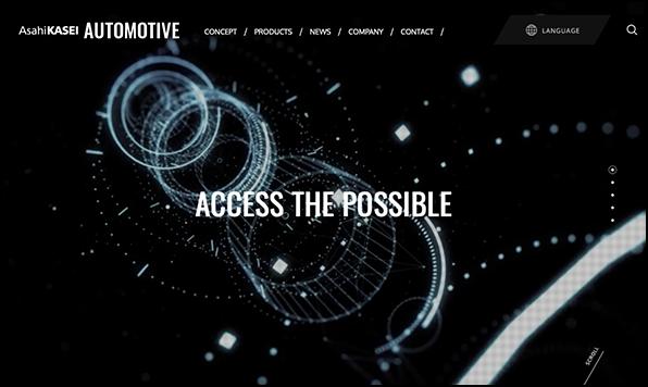 AUTOMOTIVEサイト